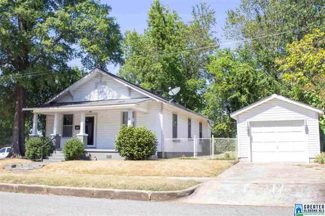 319 E 13TH ST, Anniston, AL 36207 (MLS #863076) :: Bentley Drozdowicz Group