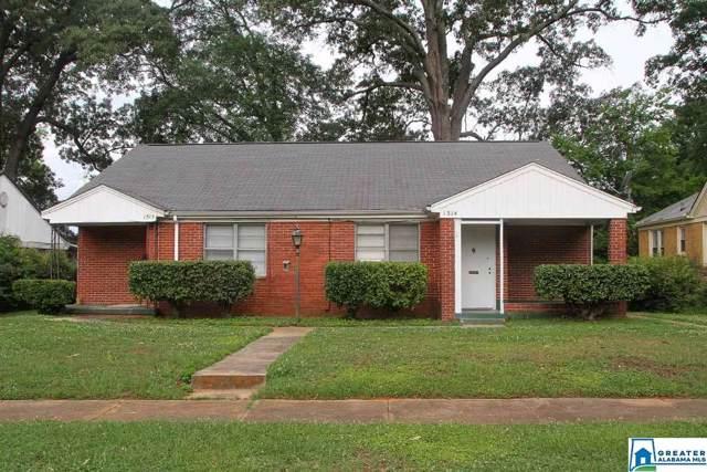 1312 Christine Ave, Anniston, AL 36207 (MLS #863169) :: Bentley Drozdowicz Group