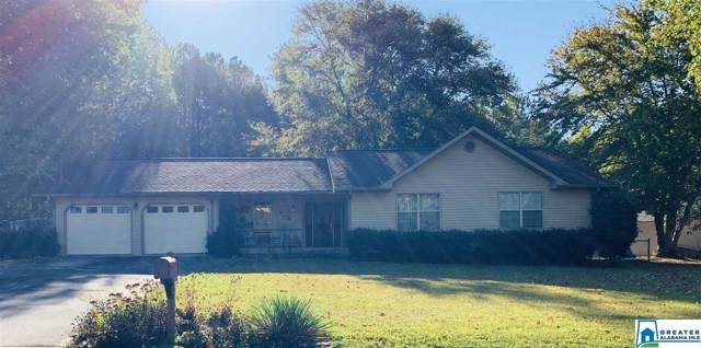 1502 Creek Dr SE, Jacksonville, AL 36265 (MLS #863767) :: Josh Vernon Group