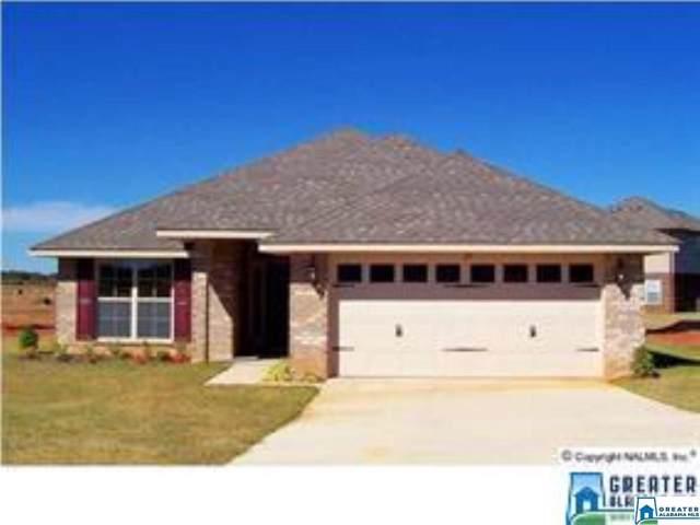 387 Ivy Hills Cir, Calera, AL 35040 (MLS #863950) :: Gusty Gulas Group
