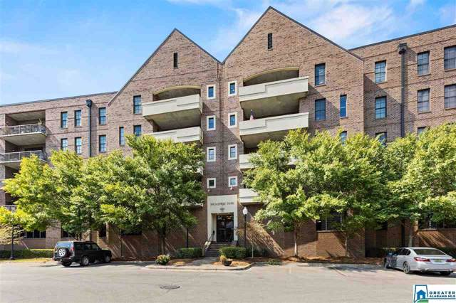 1040 Broadway Park #430, Homewood, AL 35209 (MLS #864058) :: Gusty Gulas Group