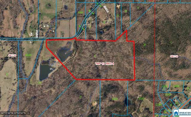 0 Beason Cove Rd 80 Acres, Steele, AL 35987 (MLS #864096) :: Josh Vernon Group