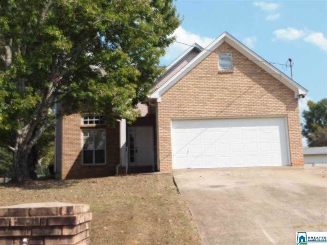 6815 Ridgeline Way, Pinson, AL 35126 (MLS #864172) :: LIST Birmingham