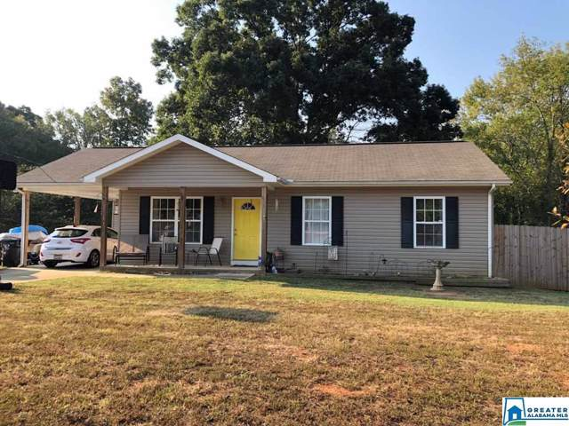 250 Bernard Couch Dr, Anniston, AL 36207 (MLS #864190) :: Bentley Drozdowicz Group