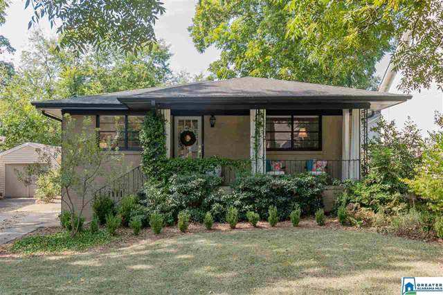 418 Hambaugh Ave, Homewood, AL 35209 (MLS #864531) :: Gusty Gulas Group