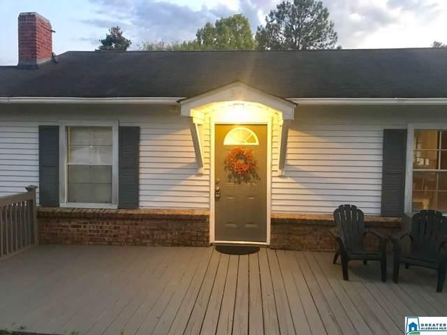 386 Camelia Ln, West Blocton, AL 35184 (MLS #864889) :: Josh Vernon Group
