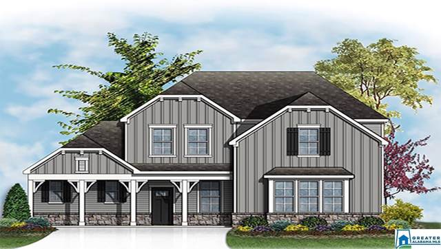 7394 Gristmill Ct, Mccalla, AL 35111 (MLS #865031) :: LocAL Realty