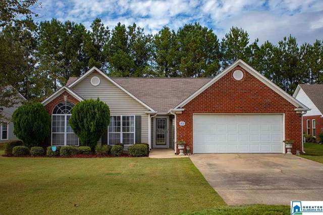 101 Summer Crest Dr, Alabaster, AL 35007 (MLS #865063) :: Gusty Gulas Group