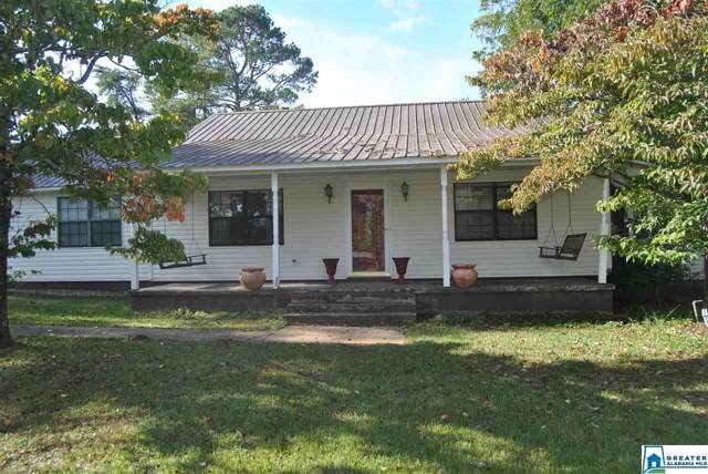 1431 Stemley Bridge Rd, Talladega, AL 35160 (MLS #865370) :: Josh Vernon Group