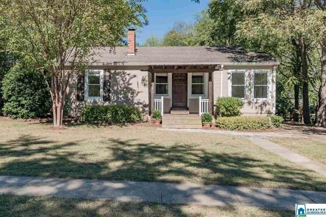 204 Raleigh Ave, Homewood, AL 35209 (MLS #865902) :: Bentley Drozdowicz Group