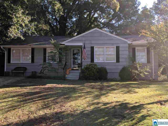 401 Woodvale Ln, Homewood, AL 35209 (MLS #866405) :: Gusty Gulas Group