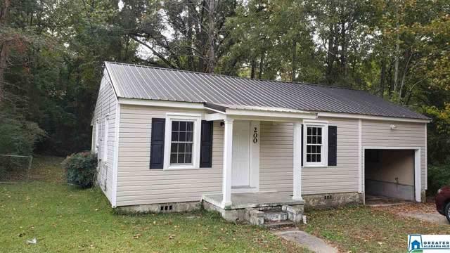 200 E 29TH ST, Anniston, AL 36201 (MLS #866704) :: Gusty Gulas Group