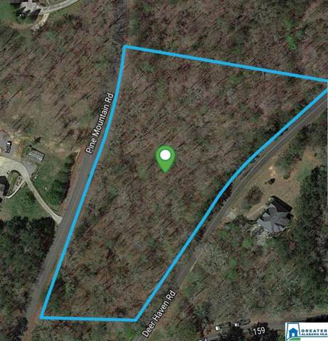 8521 Pine Mountain Rd 3 Lots, Pinson, AL 35126 (MLS #866857) :: Gusty Gulas Group