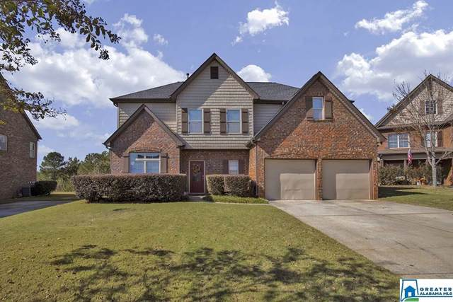 25 Ryan Cir, Odenville, AL 35120 (MLS #867014) :: Brik Realty
