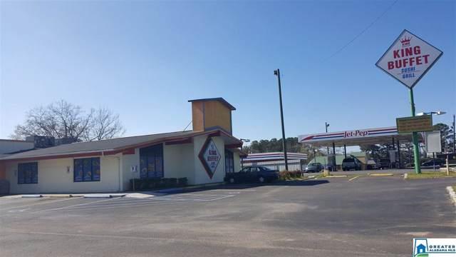 1074 Forestdale Blvd, Forestdale, AL 35214 (MLS #867251) :: Josh Vernon Group