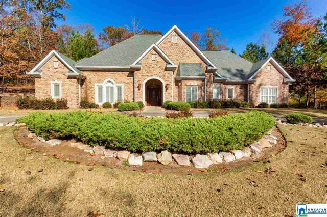 925 Bridle Path, Odenville, AL 35120 (MLS #867581) :: Bentley Drozdowicz Group