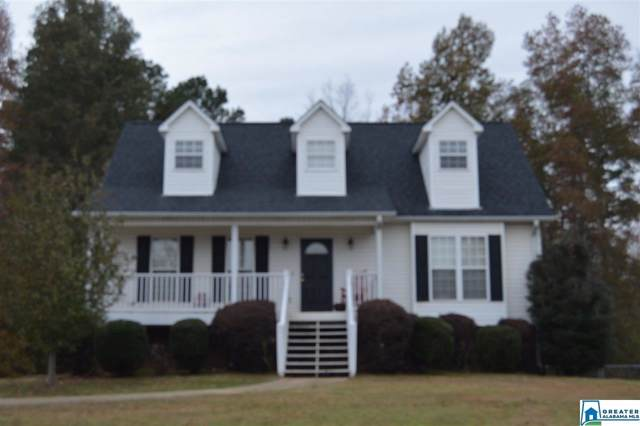 4390 Sunny Side Cir, Warrior, AL 35180 (MLS #867612) :: Bentley Drozdowicz Group
