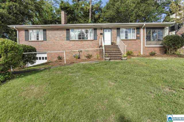 306 La Prado Cir, Homewood, AL 35209 (MLS #867633) :: Brik Realty