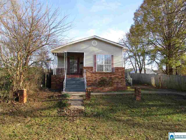 2209 Exeter Ave, Bessemer, AL 35020 (MLS #867851) :: Sargent McDonald Team