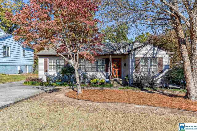 5804 7TH AVE S, Birmingham, AL 35212 (MLS #867985) :: Bentley Drozdowicz Group