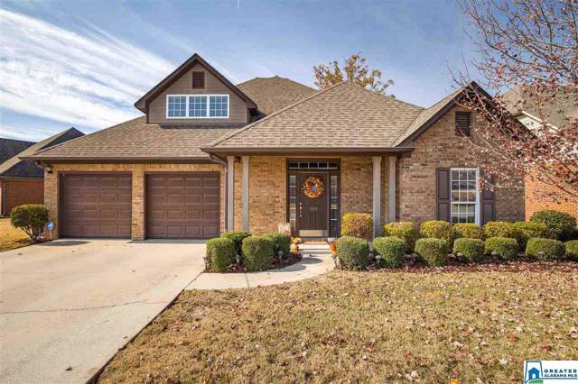 289 Creekside Ln, Pelham, AL 35124 (MLS #868064) :: Howard Whatley