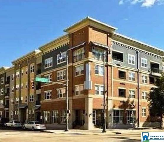 401 20TH ST S #419, Birmingham, AL 35233 (MLS #868401) :: Gusty Gulas Group