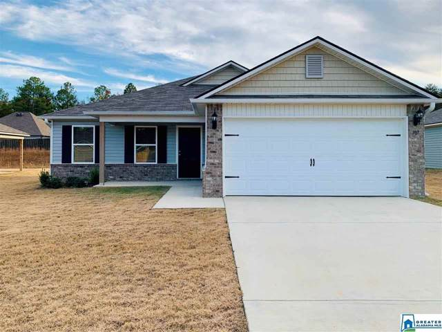 307 Maggie Way, Calera, AL 35040 (MLS #868696) :: Sargent McDonald Team