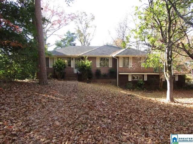1627 Saulter Rd, Homewood, AL 35209 (MLS #868836) :: Bentley Drozdowicz Group