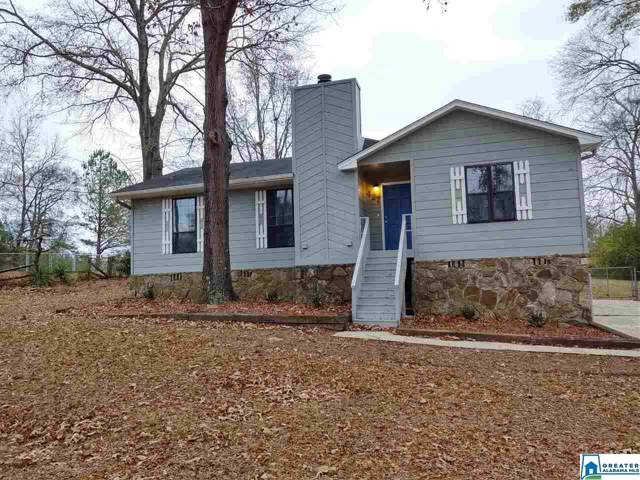 427 Florence St, Bessemer, AL 35023 (MLS #868880) :: Bentley Drozdowicz Group