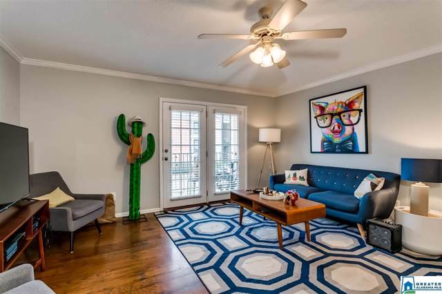 120 15TH ST E #416, Tuscaloosa, AL 35401 (MLS #868986) :: Bentley Drozdowicz Group