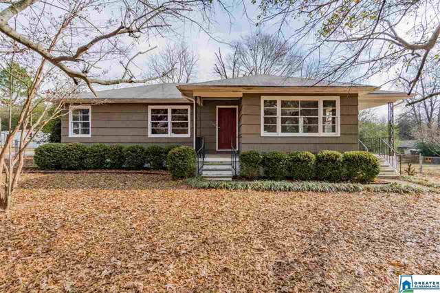 2241 2ND ST NE, Birmingham, AL 35215 (MLS #869057) :: LocAL Realty