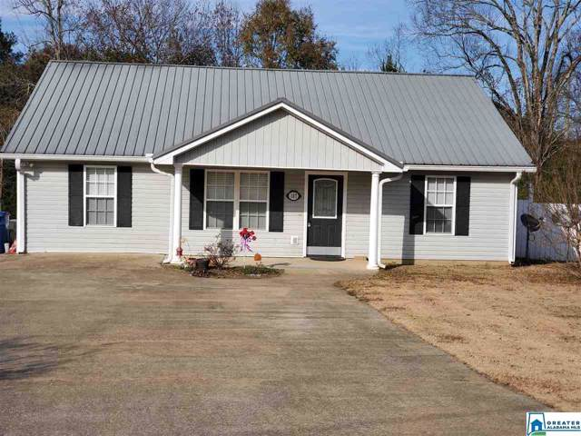 107 Irby Dr, Eastaboga, AL 36260 (MLS #869070) :: LocAL Realty