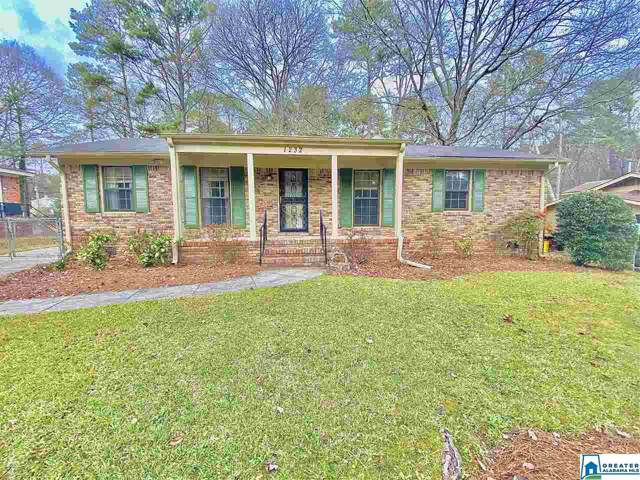 1232 Montclair Rd, Birmingham, AL 35213 (MLS #869427) :: Sargent McDonald Team