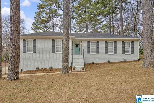 905 Skyview Ln, Birmingham, AL 35235 (MLS #869477) :: Gusty Gulas Group