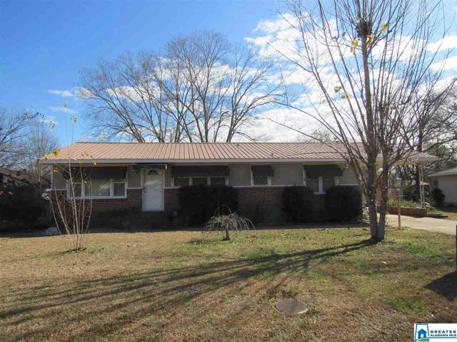 1409 Forney St, Oxford, AL 36203 (MLS #869640) :: Gusty Gulas Group