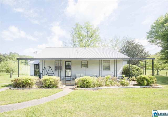 120 Albright Ln, Vincent, AL 35178 (MLS #869689) :: Brik Realty