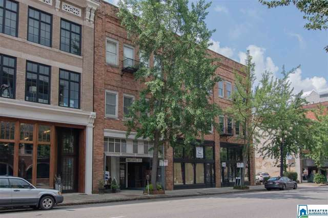 2217 2ND AVE #203, Birmingham, AL 35203 (MLS #869945) :: LocAL Realty
