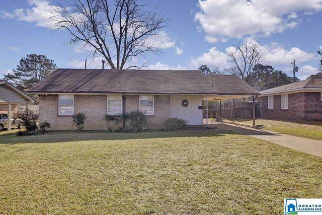 1621 Bryson St, Midfield, AL 35228 (MLS #870448) :: Gusty Gulas Group