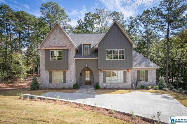 3932 Rock Creek Dr, Mountain Brook, AL 35223 (MLS #870652) :: LIST Birmingham
