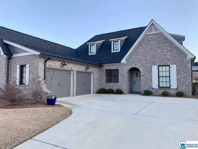 424 Glen Iris Cir, Pelham, AL 35124 (MLS #870954) :: Gusty Gulas Group