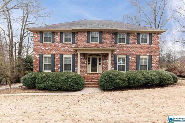 4915 Spring Rock Rd, Mountain Brook, AL 35223 (MLS #871261) :: LIST Birmingham