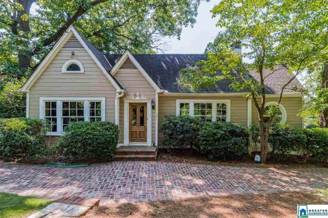 201 Mountain Ave, Mountain Brook, AL 35213 (MLS #871910) :: Josh Vernon Group