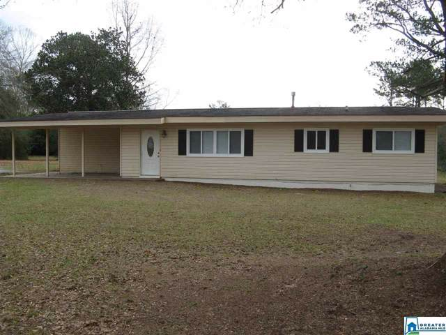2106 Talladega Hwy, Sylacauga, AL 35150 (MLS #872312) :: Gusty Gulas Group