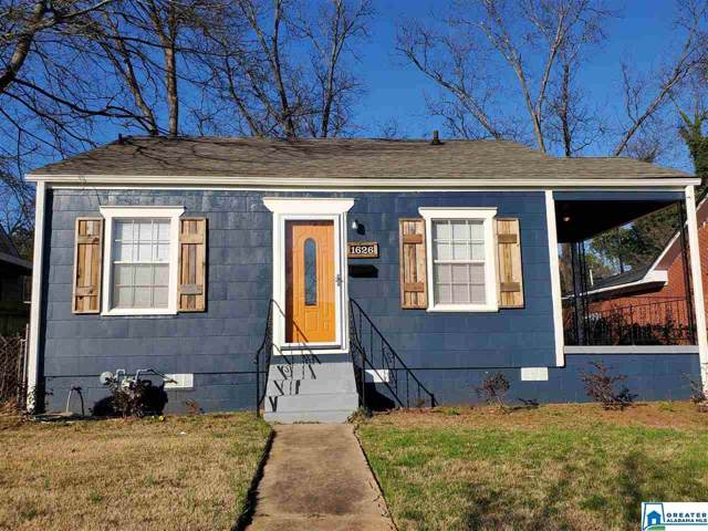 1626 2ND AVE, Birmingham, AL 35208 (MLS #872435) :: Josh Vernon Group