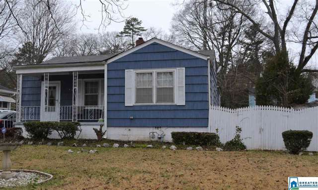 356 Mcpherson Ave, Midfield, AL 35228 (MLS #872763) :: Bentley Drozdowicz Group