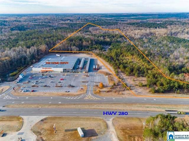 +/- 32 acres Hwy 280 +/- 32 Acres, Alexander City, AL 35010 (MLS #873137) :: LocAL Realty