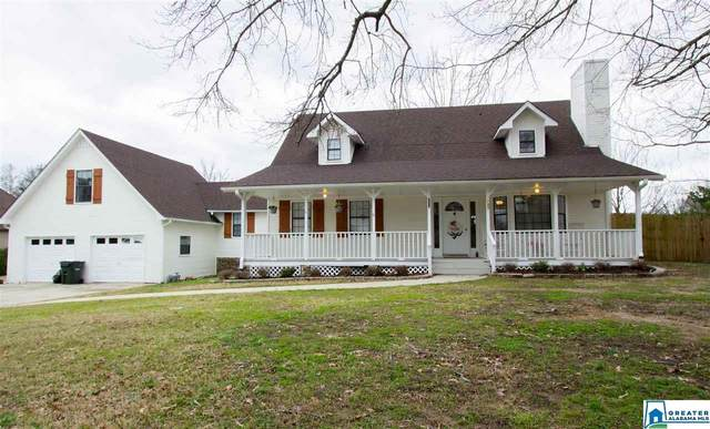 80 Blair Farms Rd, Odenville, AL 35120 (MLS #873432) :: Josh Vernon Group