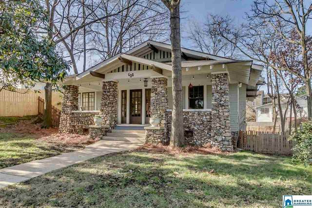 608 S 40TH ST S, Birmingham, AL 35222 (MLS #873601) :: LocAL Realty