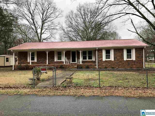 61 Alan Dr, Anniston, AL 36201 (MLS #873840) :: Gusty Gulas Group