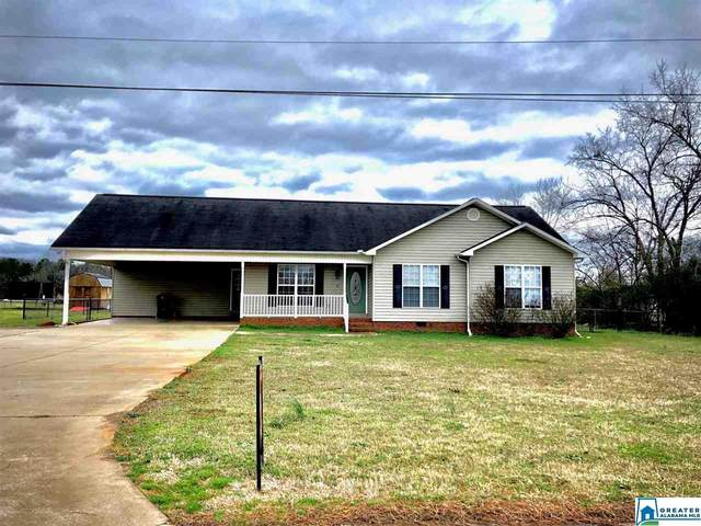 96 Warren Dr, Weaver, AL 36277 (MLS #874222) :: Josh Vernon Group